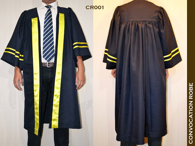 Convetional Graduation Gowns in Kenya